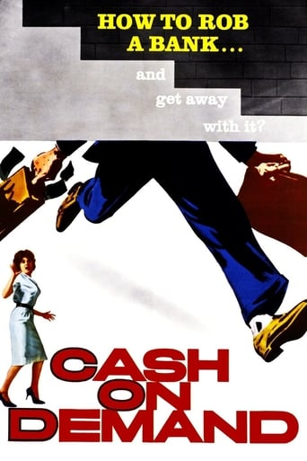 Cash on Demand (1962)