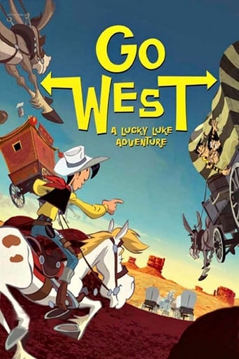 Lucky Luke: Auf in den Wilden Westen (2007)