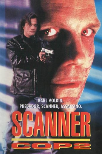 Scanner Cop 2 – The Showdown (1995)