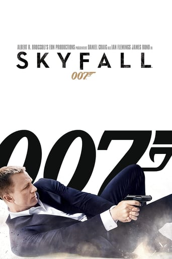 James Bond 007: Skyfall (2012)