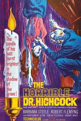 The Terror of Dr. Hichcock (1962)
