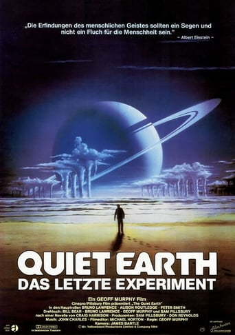 The Quiet Earth - Das letzte Experiment (1985)