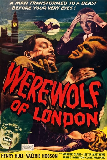 Der Werwolf von London (1935)