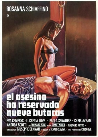 L'assassino ha riservato nove poltrone (1974)