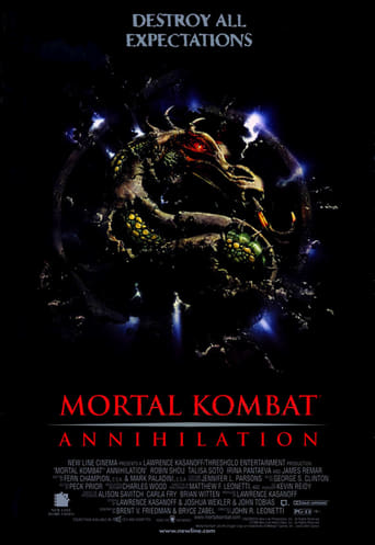 Mortal Kombat 2 – Annihilation (1997)