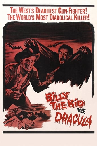 Billy the Kid vs. Dracula (1966)