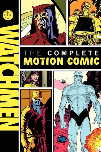 Watchmen: The Complete Motion Comic (2008)